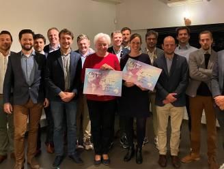 Ronde Tafel Beveren schenkt 5.000 euro aan lokale goede doelen 't Klepelken en Domo