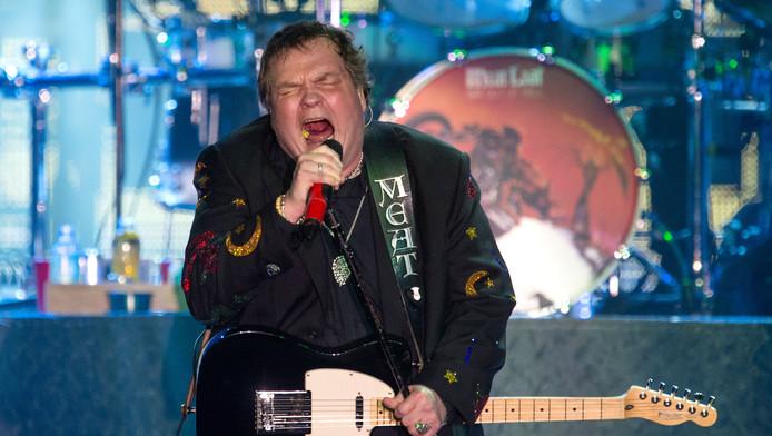 Mei 2013: Meat Loaf treedt op in Zwolle. De zanger belooft binnenkort weer naar Nederland te komen.