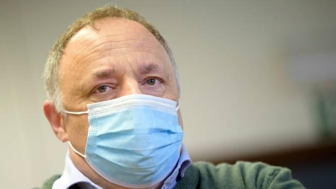 """Marc Van Ranst spreekt forse taal in Nederlandse krant: """"Wij hebben domweg geen goed coronabeleid"""""""