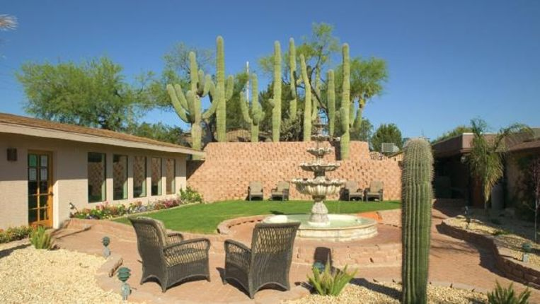 The Meadows, een exclusieve ontwenningskliniek in Wickenburg, Arizona.