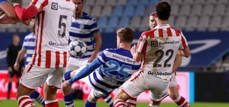 TOP Oss komt geweldige omhaal Heeschenaar Konings niet meer te boven; vierde nederlaag op rij