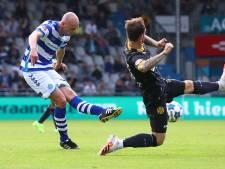 Lege Adelaarshorst is nu hol van de leeuw voor De Graafschap-voetballer Lieftink: 'Mijn broer had het wel even moeilijk met mijn overstap'
