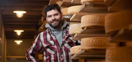 Maker populaire natuurkorstkaas uit Lunteren breidt uit op Landgoed Kernhem: 'We kunnen de vraag naar onze kaas niet meer aan