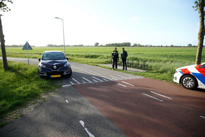 Bij het ongeluk in Wilsum, op 11 mei 2020, kwam een man om het leven.