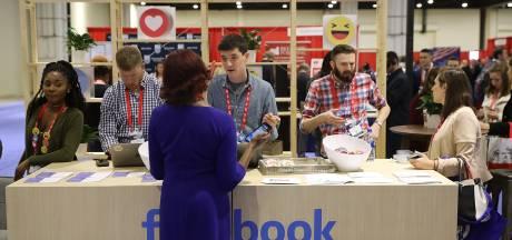 Facebook onder vuur vanwege schietspel-demo op conventie