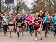 Honderden deelnemers bij Ladies Park Run in Rijssen