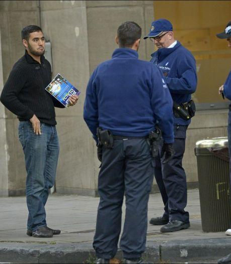 230 arrestations administratives après la manifestation à Borgerhout