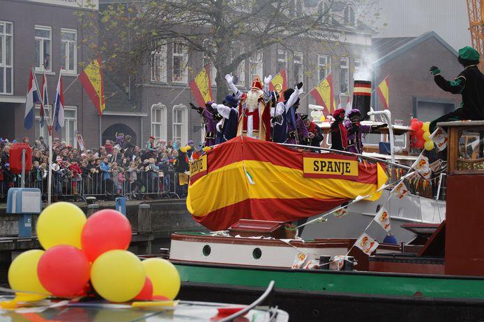 De VVD wil de landelijke intocht van sinterklaas graag naar Meierijstad halen, bijvoorbeeld naar Veghel (foto).
