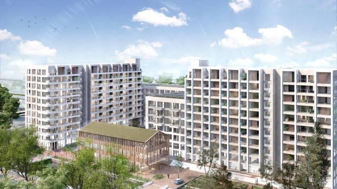 Tóch kansen voor sociale woningen van woningcorporaties in nieuwe wijk Entree