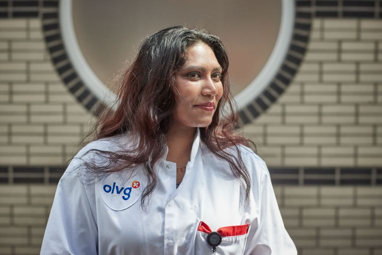 Asha Autar Beeld Sander Stoepker