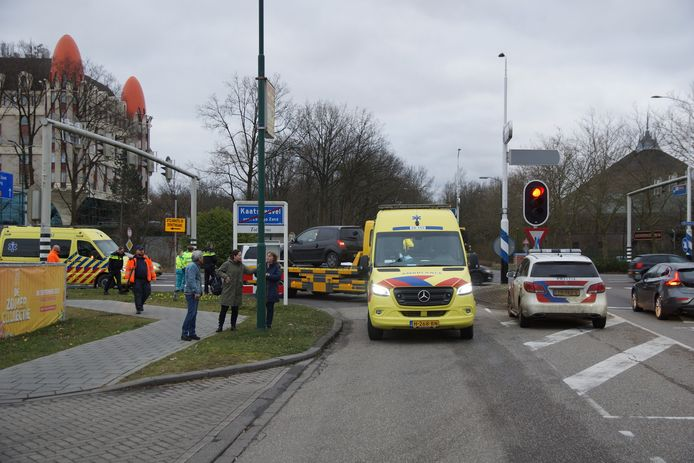 Ongeluk Kaatsheuvel kruising Horst - Europalaan