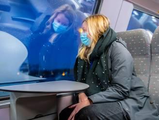 De trein is altijd een beetje... aan het raampje zitten: ook virologen verrast door maatregel van Overlegcomité