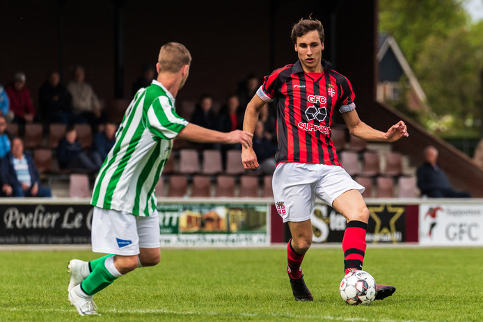 Tim Wassink speelt vanaf komend seizoen met GFC Goor op zaterdag. De eerste wedstrijd is uit bij Sportclub Daarle.