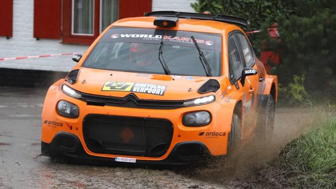 Overvolle rallykalender met wedstrijden in Ieper en Poperinge op zondag