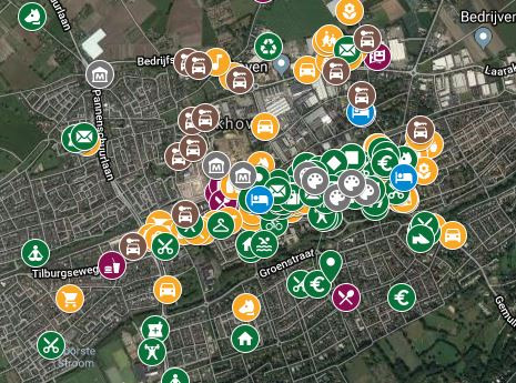 Shoppen en stappen in Oisterwijk