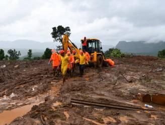 Zeker 115 doden bij zware moessonregens in India