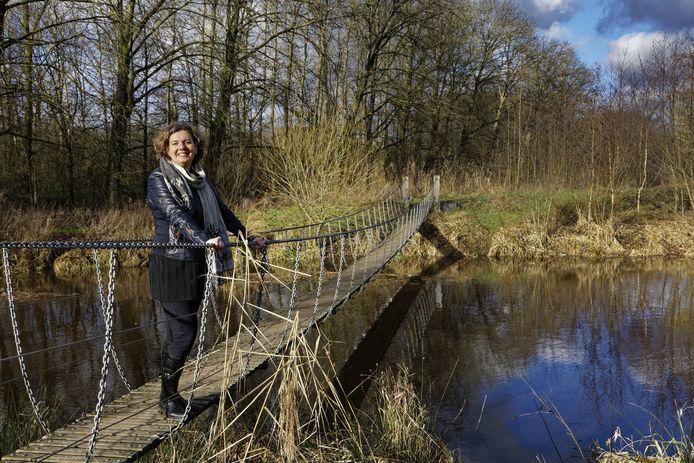 Servia van de Laak bij de Essche Stroom in Sint-Michielsgestel, een gebied dat in beeld was voor windmolens.