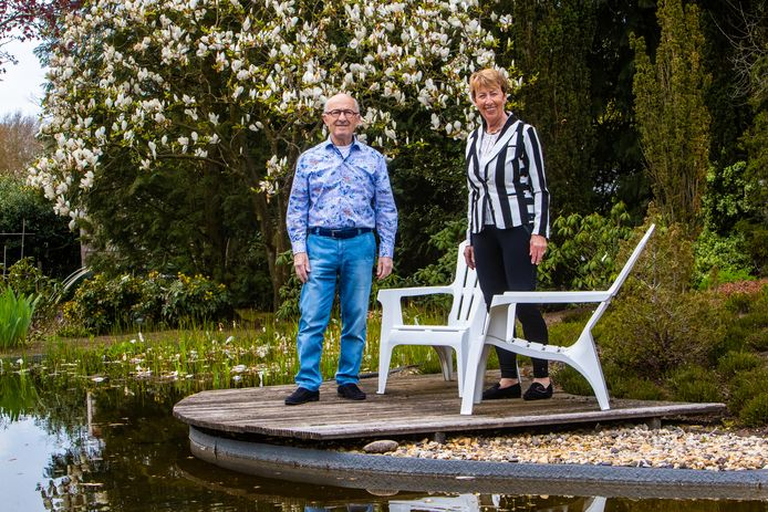 Marietje Eggink en Harrie Lievendag zijn de gezichten achter Welcome Again Veterans Holten.