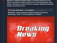 Ziekenhuis overweegt stappen na corona-nepnieuws: 'Smakeloos'