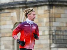 Marathonman Futselaar geeft strijd nog niet op na bittere pil in Toscane