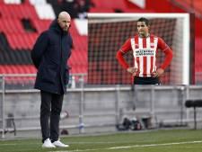 Ten Hag over Ihattaren: 'Goede voetballers zijn hier altijd welkom, maar hij is van PSV'