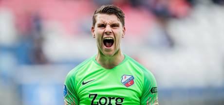 FC Utrecht beloont doelman Paes met vernieuwd contract