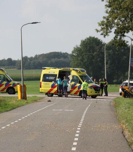 Deelnemer gewond na ongeval tijdens race op Luttenbergring, slachtoffer met spoed naar het ziekenhuis