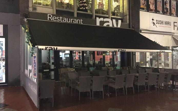 Restaurant Rav aan de Nieuwstraat