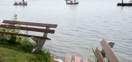 Harderwijkse waterscouts hebben last van water