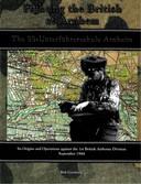 De cover van het boek Fighting the British at Arnhem, waarin Bob Gerritsen de geschiedenis van de SS-onderofficiersopleiding in Arnhem beschrijft.  Het boek is uitgegeven bij R.N. Sigmond Publishing in Renkum.