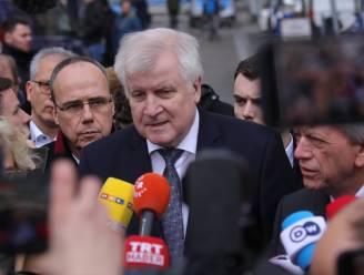 Duitse minister van Binnenlandse Zaken Seehofer wil veiligheidsmaatregelen versterken