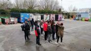 Leerlingen Don Bosco Halle nemen kijkje achter de schermen van recyclagepark