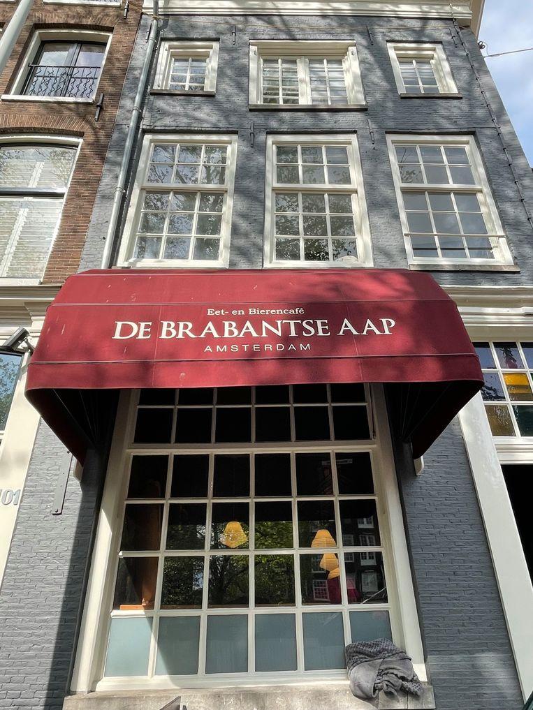 De Brabantse Aap. Beeld Floor van Spaendonck en Gijs Stork