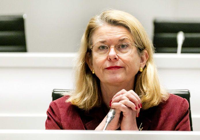 De tweet van Arnoud van Doorn van Partij van de Eenheid is burgemeester Pauline Krikke in het verkeerde keelgat geschoten.
