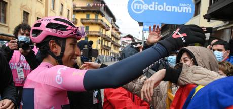 Bernal had etappe omcirkeld: 'Ik wilde bewijzen dat ik helemaal terug ben'