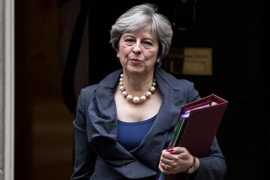 Britse premier Theresa May
