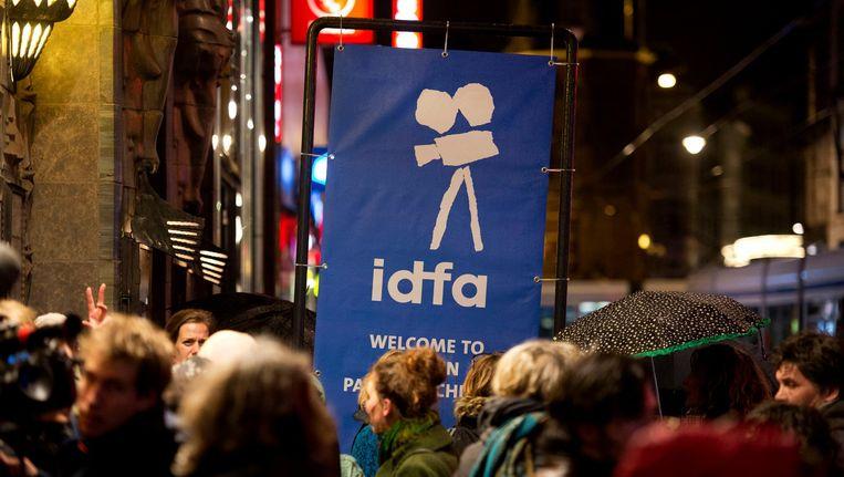 Het documentairefestival vindt plaats van 15 tot en met 26 november. Beeld ANP