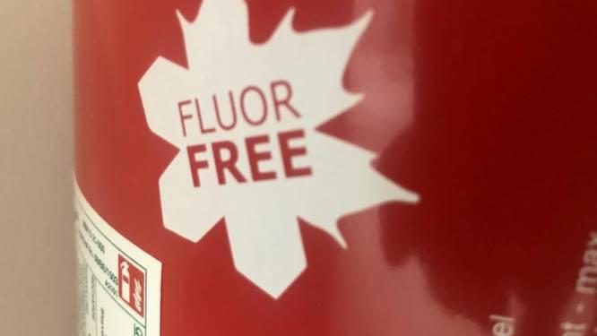 Primeur: eerste fluorvrije schuimblusser geïnstalleerd in Tienen