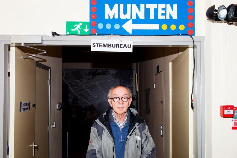 Ben Gosens (73) Beeld Renate Beense