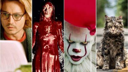 Na de release van 'IT: Chapter 2', de populairste Stephen King-films gerangschikt van 'redelijk eng' naar 'uitermate angstaanjagend'