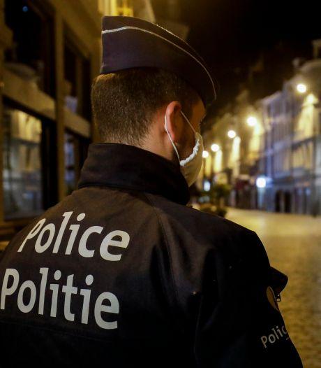 """La police fera-t-elle respecter le couvre-feu de deux heures ce soir à Bruxelles? """"Pas de chasse aux sorcières"""""""