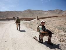 Nederlandse militair gewond tijdens oefening in Afghanistan