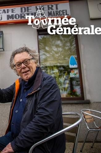 """Een goed glas op het terras met Johan Verminnen: """"'Wij zullen doorgaan'. Dat is nu mijn lijflied"""""""