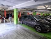 Nieuwe ingang parkeergarage Achter de Grote Markt in Bergen op Zoom eind maart open