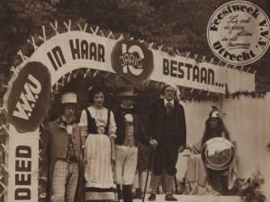 Door corona blijven toeristen nu weg, maar in 1937 deed de Utrechtse VVV nog goede zaken