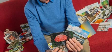 Ferdinand stuurt elke dag een ansichtkaartje naar zijn Tineke: 'Het liep een beetje uit de hand'