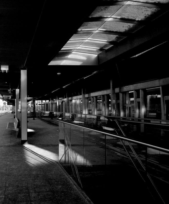 'Het station' van Zoë De Maesschalck.