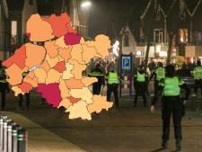 Zoveel coronaboetes gaf politie in jouw gemeente: relatief meeste zondaars op Urk, ook turven geblazen in Apeldoorn