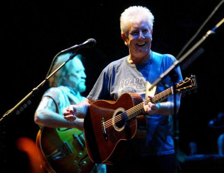 Graham Nash IN 2005. Beeld ANP