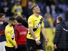 Van Hooijdonk voelt hevige pijn van NAC-fans: 'Het was zó mooi, maar het eindigt in een kutdag'